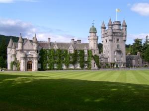 Balmoral_Castle.escócia