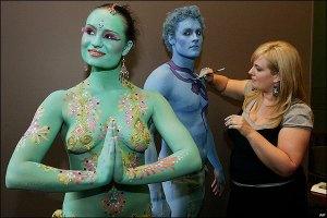 Body Art Tattoo Gallery