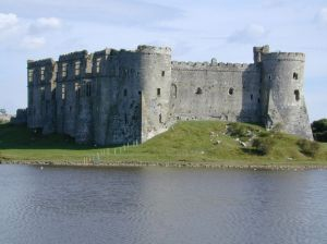 carew-castle