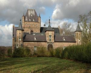 Castle_BOSSENSTEIN_Belgium
