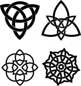 celtic-knots-vector-set_627684