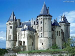 Chateau-de-Saumur,-Saumur,-France