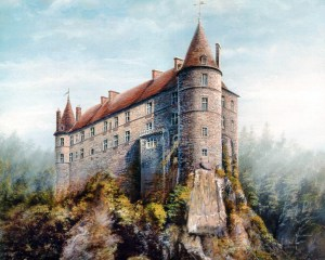 medieval-castle-paintings-1