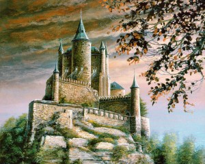 medieval-castle-paintings-2
