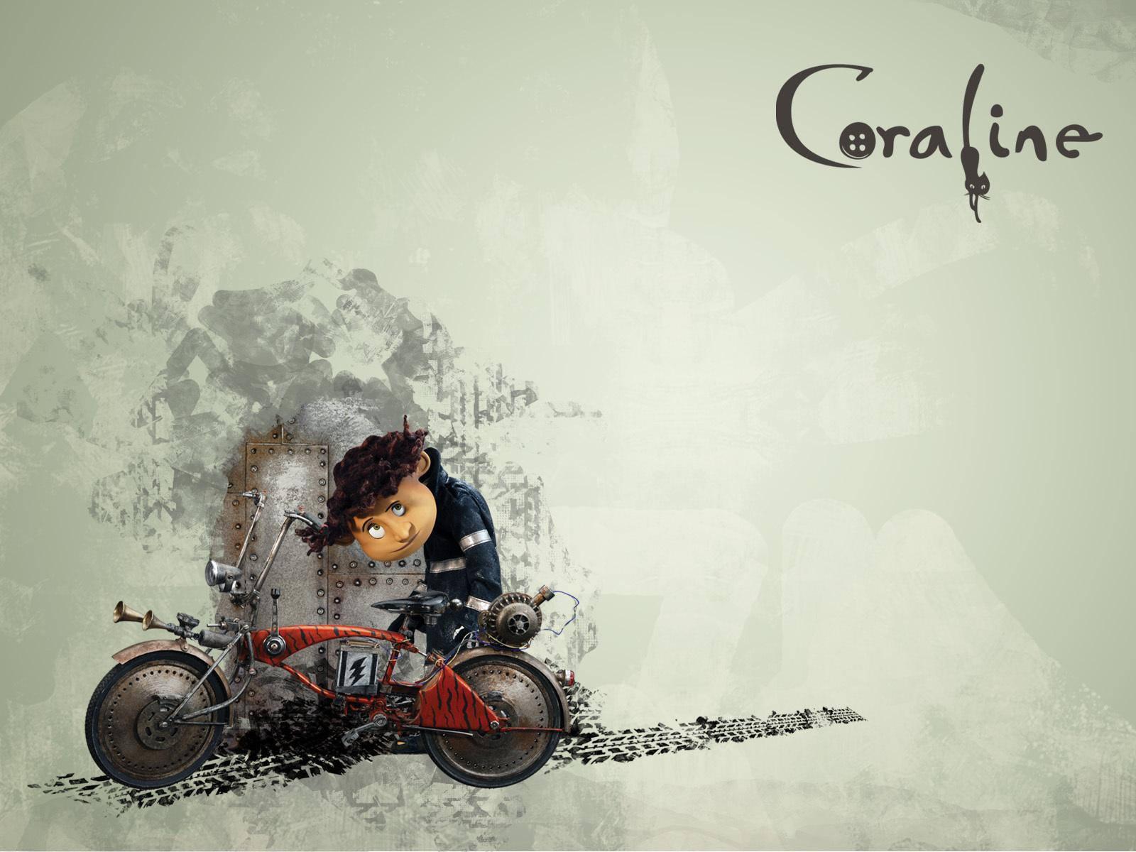 Fondos De Pantalla De Caroline: Coraline