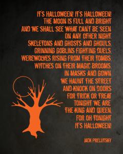 It's Halloween! 8x10