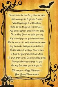 YW Halloween Poem 2010 copy