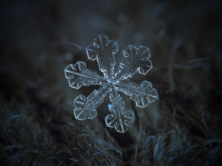close-up-of-a-single-snowflake-(3)