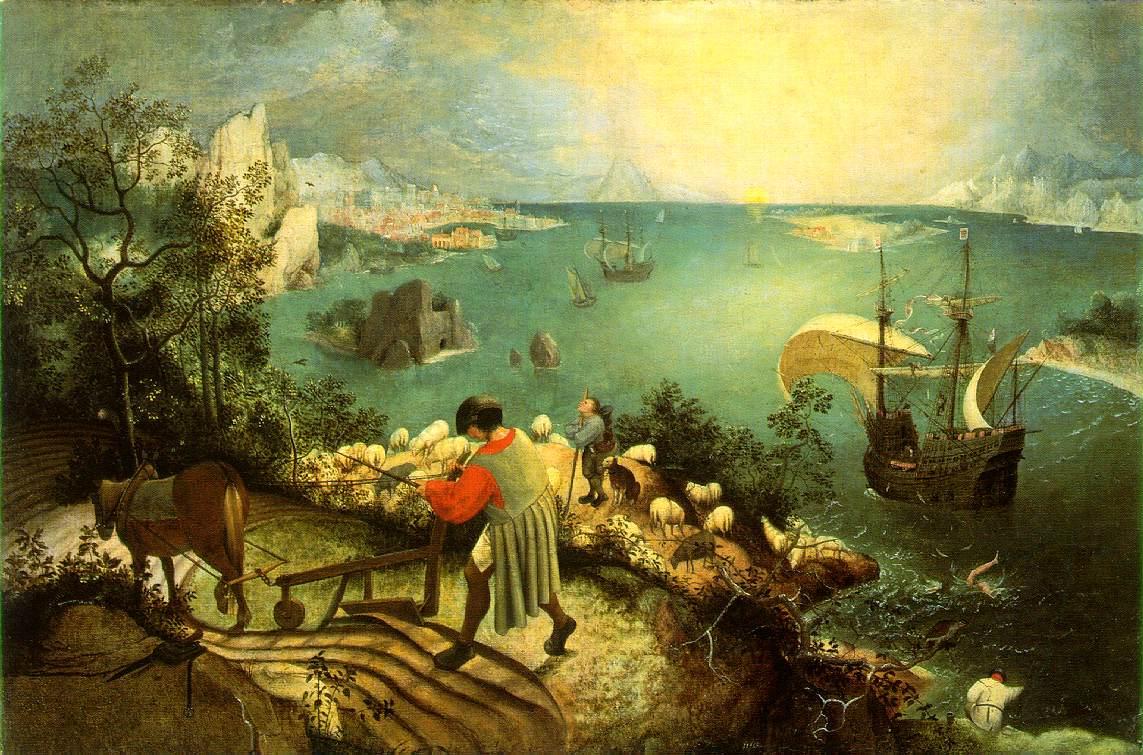 icarus-bruegel