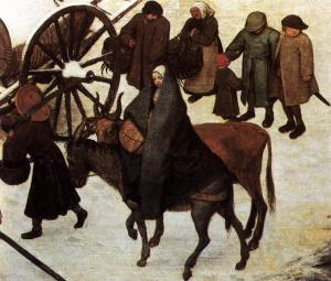 Pieter-Bruegel-The-Elder-The-Census-at-Bethlehem-detail-3-