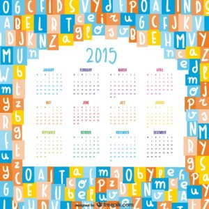 alphabet-letters-mix-2015-calendar-vector_23-2147496316