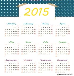 Calendar-2015-for-school-children