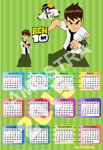 calendario-2015-ben-10-festa-infantil