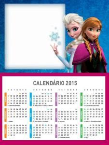 calendario-frozen-lembrancinha