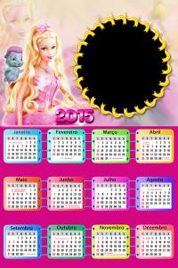 calendario.moldura-barbie-2015