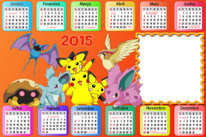 calendario.moldura-pokemon-2015