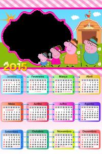 Calendario-Peppa-Pig-2015