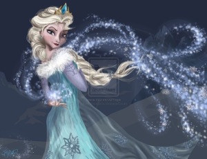 elsa_snow_queen_by_mattesworks-d6q3xmy