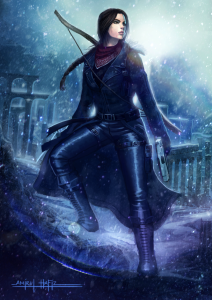 lara_croft_the_snow_queen_by_amirulhafiz-d5pwjq1