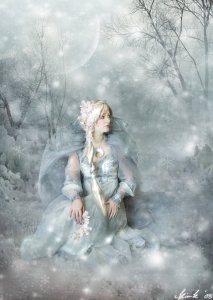 Snow_Queen_by_iKink