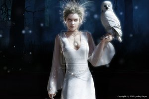 the_snow_queen_by_lyndseyh-d5p1aod