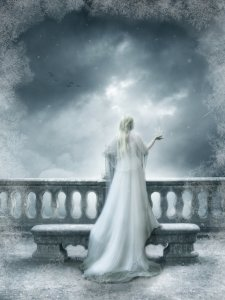The_Snow_Queen_by_Nonko