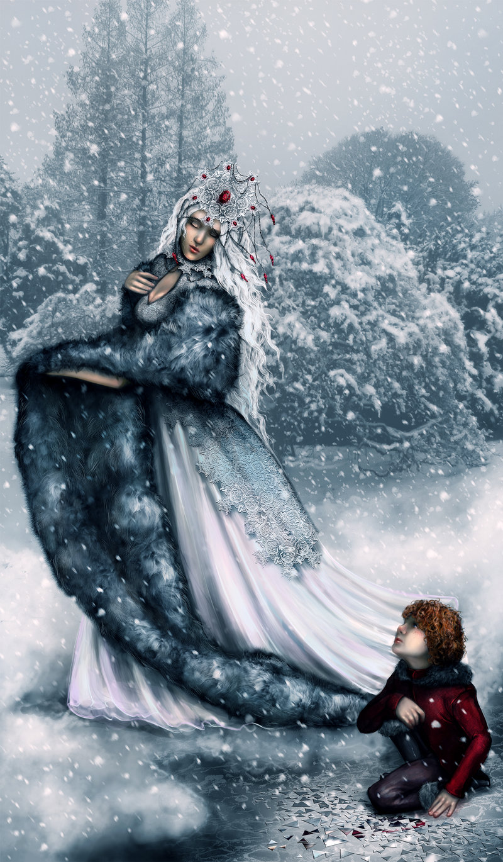 Snow Queen/Rainha da Neve – Aurora