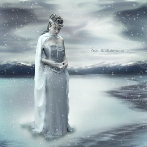 the_snow_queen_by_ziizii_rock-d319lal