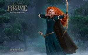 brave.disney.wallpaper.princess.merida.shooting.an.arrow.valente.princesa.merida.arco.e.flecha.papel.de.parede.bow.and.arrow