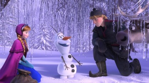 frozen.filme.olaf.boneco.de.neve.olaf.snowman.pine.trees.snow.carrot.nose.disney.princess.anna.moose.prince.animation