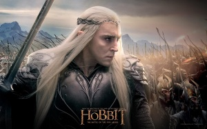 the.hobbit.the.battle.of.the.five.armies.movie.poster.o.hobbit.a.batalha.dos.cinco.exércitos.peter.jackson.elves.elven king.wallpaper.elven army.elf army.bows and arrows