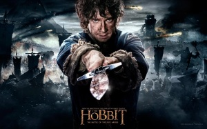 the.hobbit.the.battle.of.the.five.armies.movie.poster.o.hobbit.a.batalha.dos.cinco.exércitos.peter.jackson.hobbit.baggins.sword.stinger.wallpaper