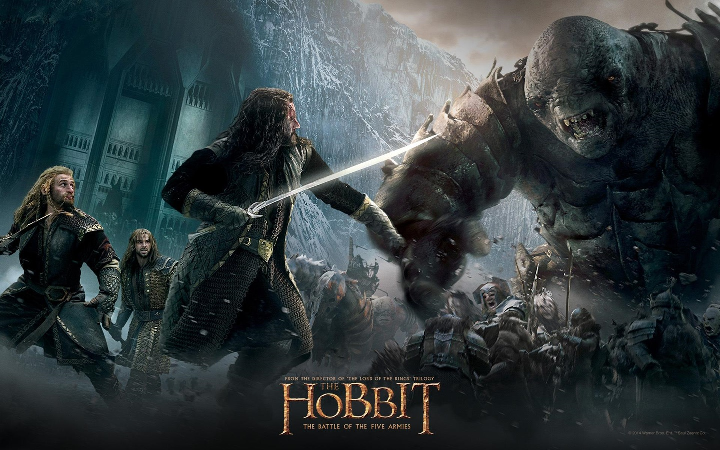 Battle Of Five Armies The Hobbit Movie | Foto Bugil Bokep 2017