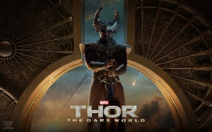 thor o mundo sombrio the dark world.wallpaper.papel de parede do thor.tor.tór.heimdall.bifrost.bridge.ponte