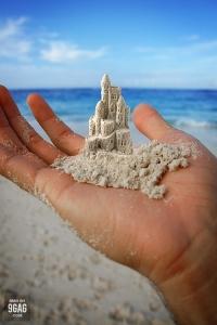 beach-castle-sand-sea-favim-com-117945
