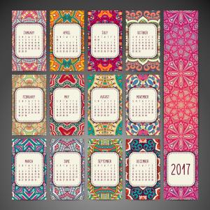 calendario-2017-mandalas-2017calendar2017