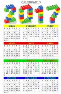calendario-espanol-castellano-2017