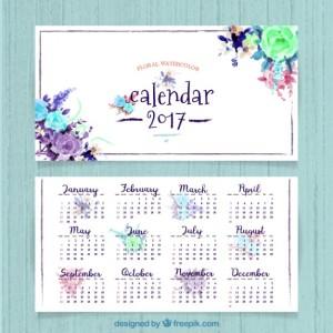 pretty-2017-calendar-of-watercolor-flowers_23-2147575028