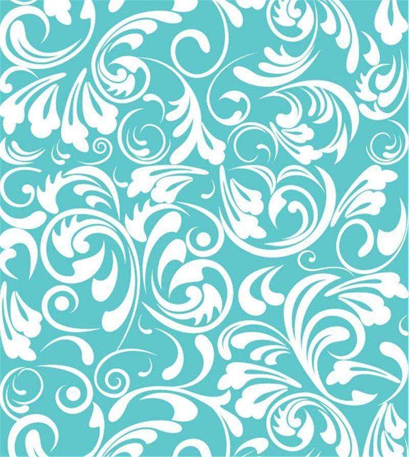 Turquesa aurora for Papel pintado azul turquesa